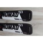0180 ATOMIC NOMAD Smoke Ti,  L157cm, R12.9m