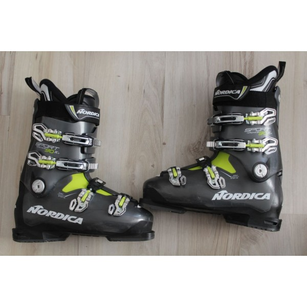 0025  NORDICA Sport Machine, 28 - 28.5,  EU 43 - 44, 325m, flex 90 - 2019