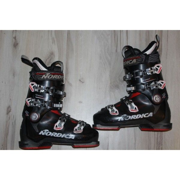8026  NORDICA Speed Machine, 27.5,  EU 42.5, 315mm, flex 110