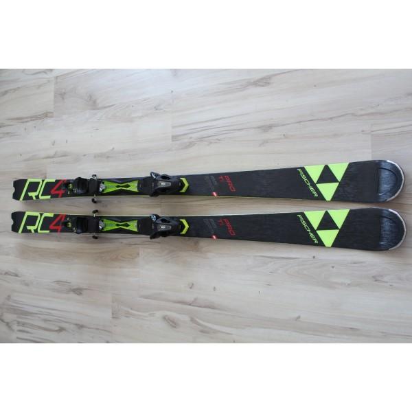 06200  FISCHER RC4 Pro Ti, L165cm, R14m - 2019