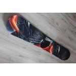 810 Snowboard GNU Carbon Credit  159cm
