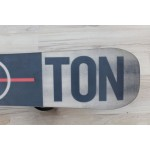 818  Snowboard  BURTON Process 162cm