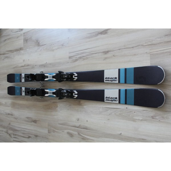 0028  SCOTT Black Magic,  L167cm, R14m