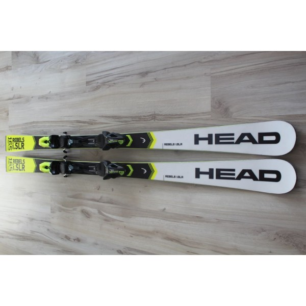 0314  Head WC Rebels i. SLR,  L165cm, R11.5m - 2020