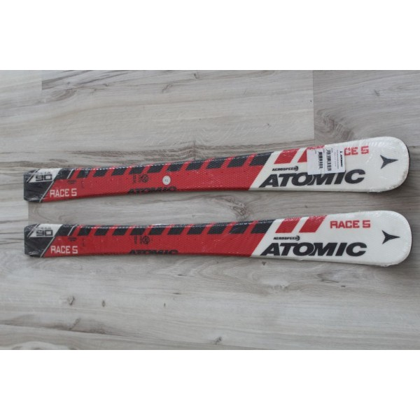 090 NEW kids skis ATOMIC Race, L90cm, R5m