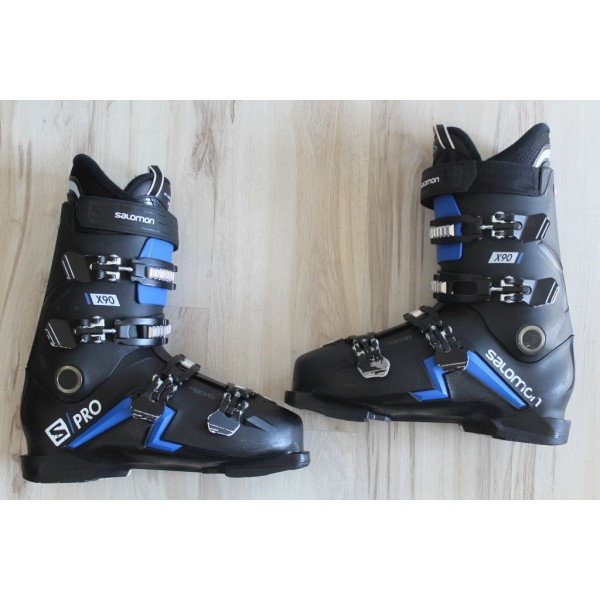 8012  SALOMON S PRO, 29,  EU 45,5, 334mm, flex 90- 2020
