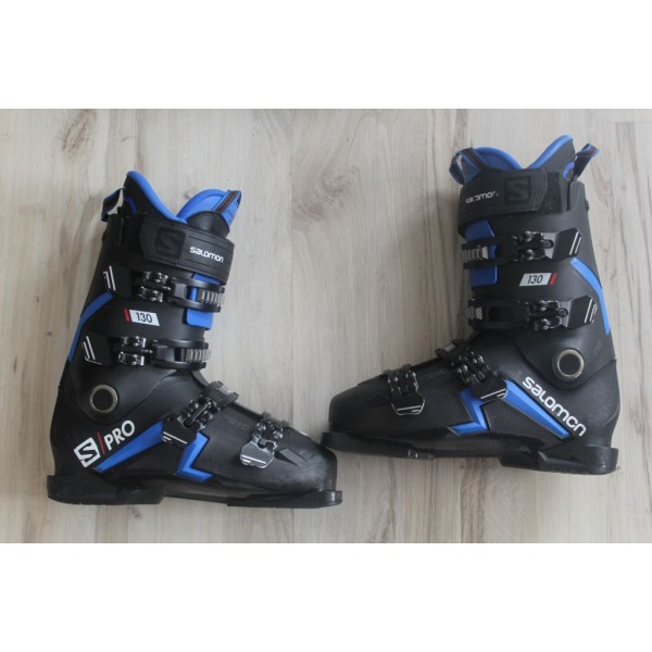 8022  SALOMON S PRO, 28- 28,5,  EU 44- 45, 324mm, flex 130- 2020