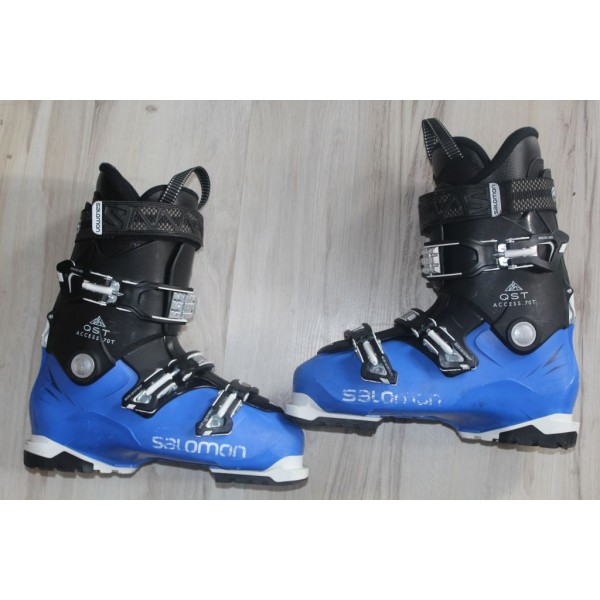 8040  SALOMON QST Access, 27,  EU 42,5, 318mm, flex 70