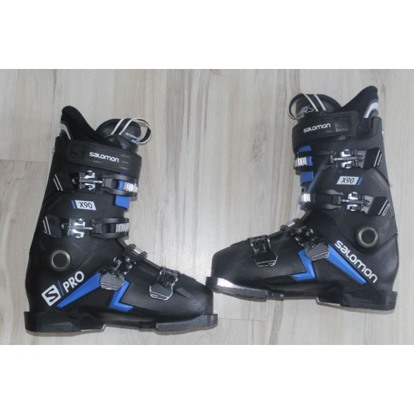 80540  SALOMON S PRO, 26- 26,5,  EU 41- 41,5, 304mm, flex 90