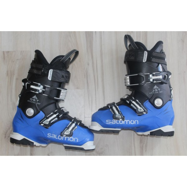 8071  SALOMON QST Access, 24,  EU 39, 285mm, flex 70