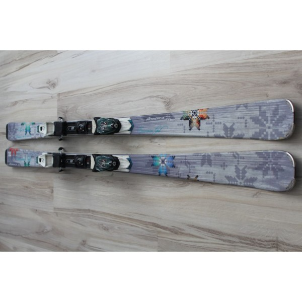 0780  NORDICA Cinnamon girl, L160cm, R13m