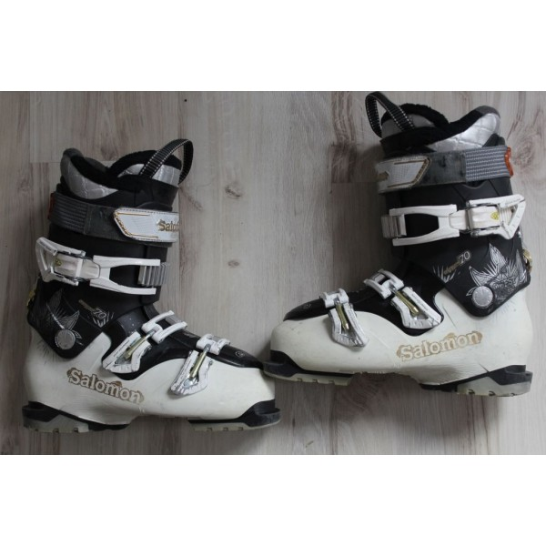 3303 SALOMON Quest Access  26.5, EU 41, 308mm,  flex 70