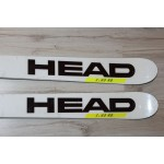 0325 Head WC Rebels i. GSRD,  L178cm, R 25.4m