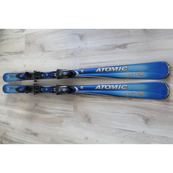 0193 ATOMIC  Beta Carv,  L160cm, R13m