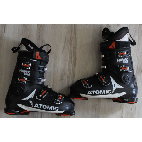 0027 ATOMIC Hawx Prime, 30- 30.5,  EU 45.5- 46, 345mm, flex 100