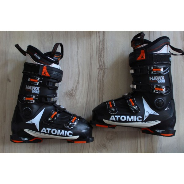0028 ATOMIC Hawx Prime, 28 - 28.5,  EU 43 - 44, 325mm, flex 100
