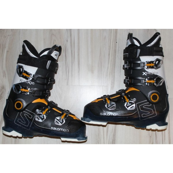 0076 SALOMON X PRO, 29 - 29.5  EU 44.5 - 45, 336mm, flex 90