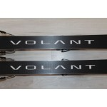 0032 ATOMIC  VOLANT Silver,  L160cm, R15m Handmade Masterpiece from Austria