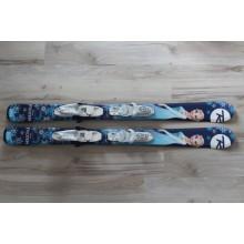 09330 Rossignol Frozen From The Movie Disny, L116cm + bindings Look Kid X 4.5