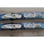 09330 Rossignol Frozen From The Movie Disney, L116cm + bindings Look Kid X 4.5